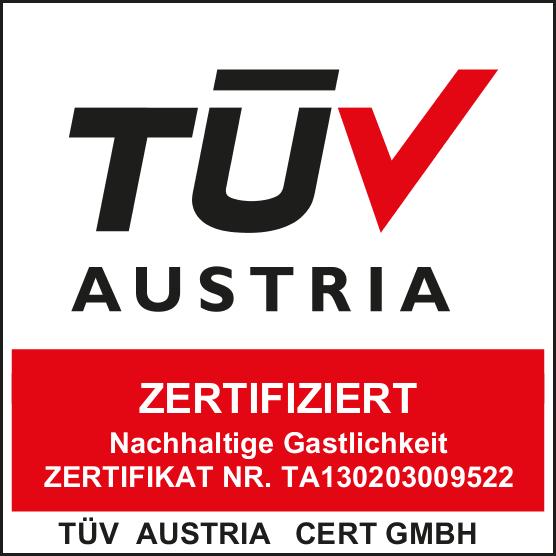 Zertifikat Nachhaltige Gastlichkeit care impuls GmbH