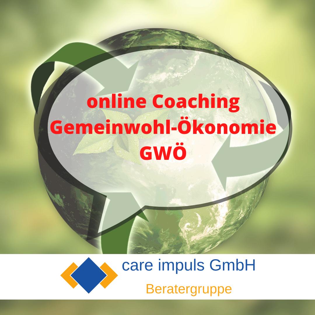 Gemeinwohl-Ökonomie GWÖ Coaching