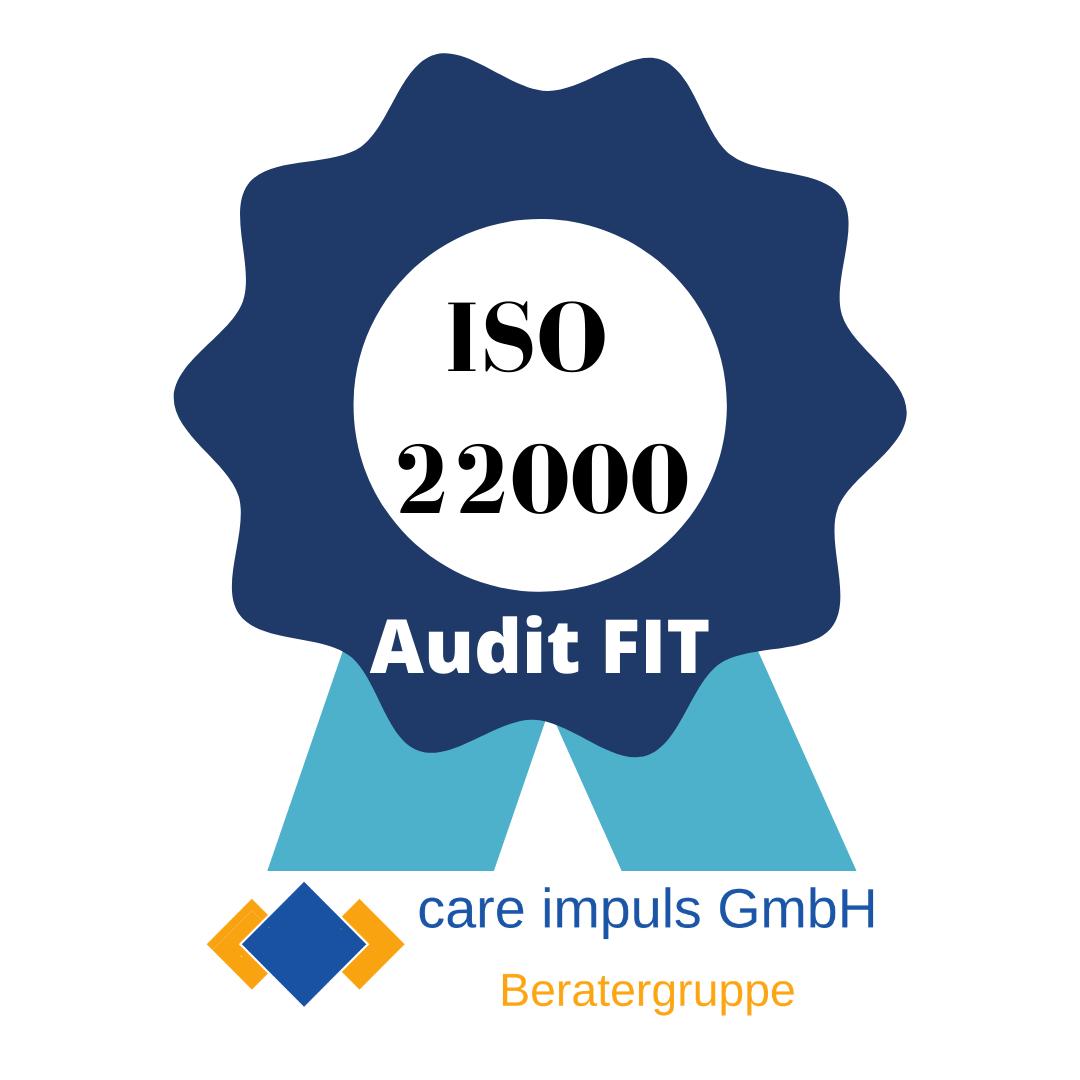 ISO 22000 care impuls GmbH