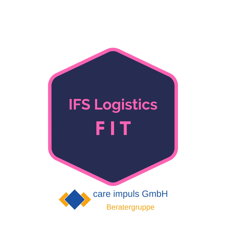 Vorbereitung IFS Logistics